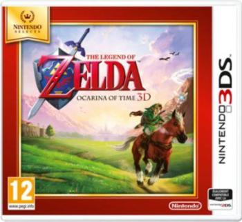 Jeu 3DS Nintendo The Legend