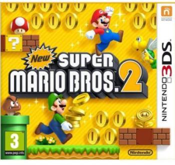 Jeu 3DS Nintendo New Super