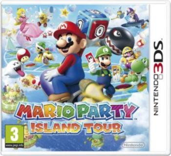 Jeu 3DS Nintendo Mario Party