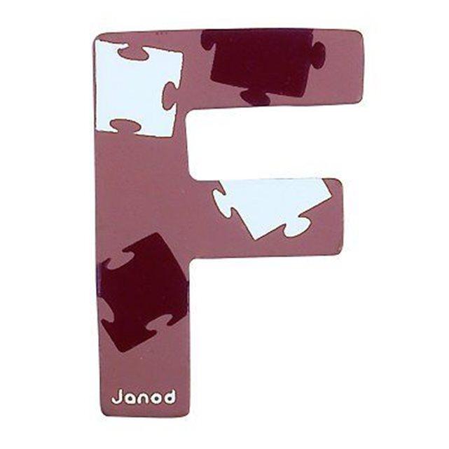 Janod c lettre d corative en bois f - Lettre decorative en bois ...